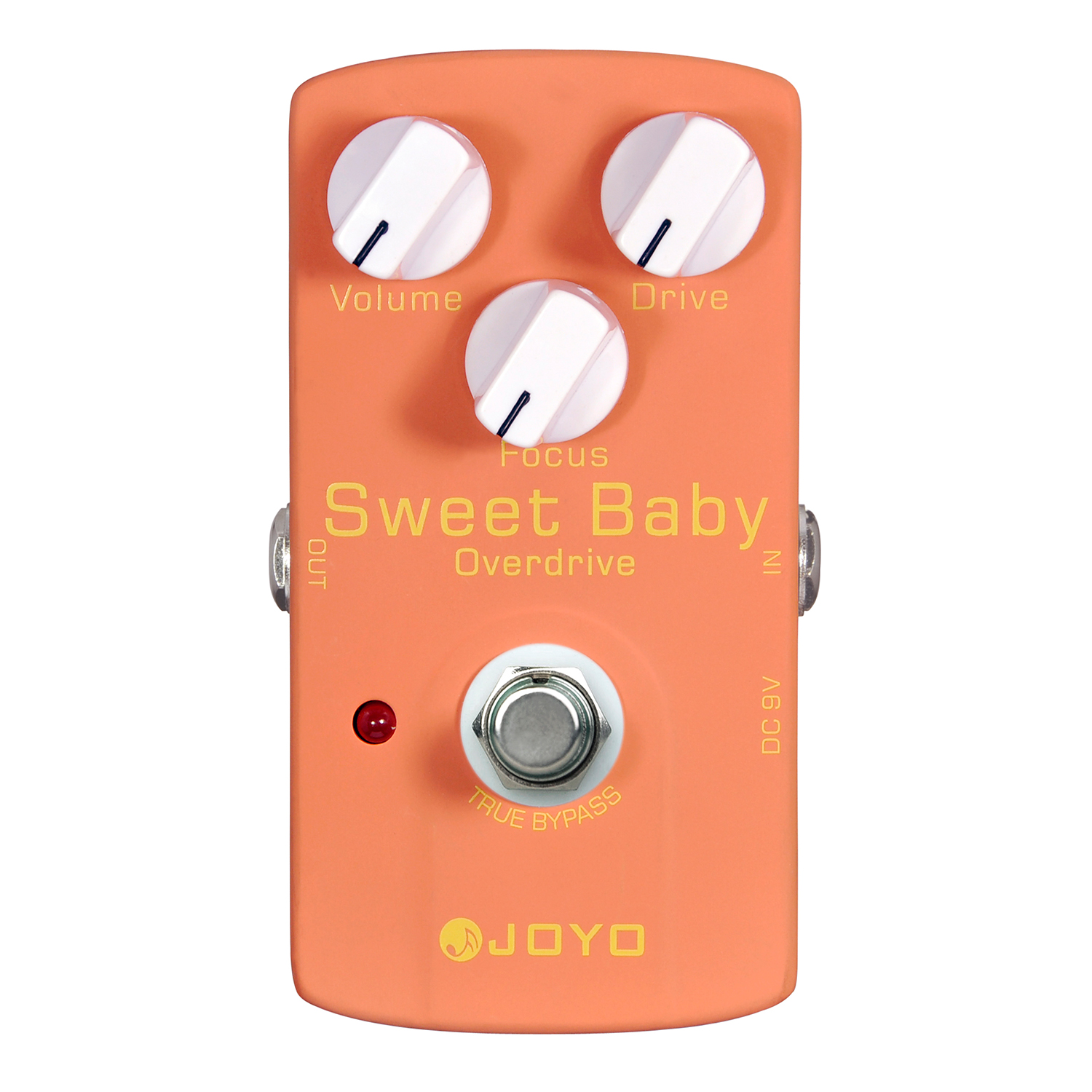 [JF-36 | Pedal guitarra Sweet Baby]