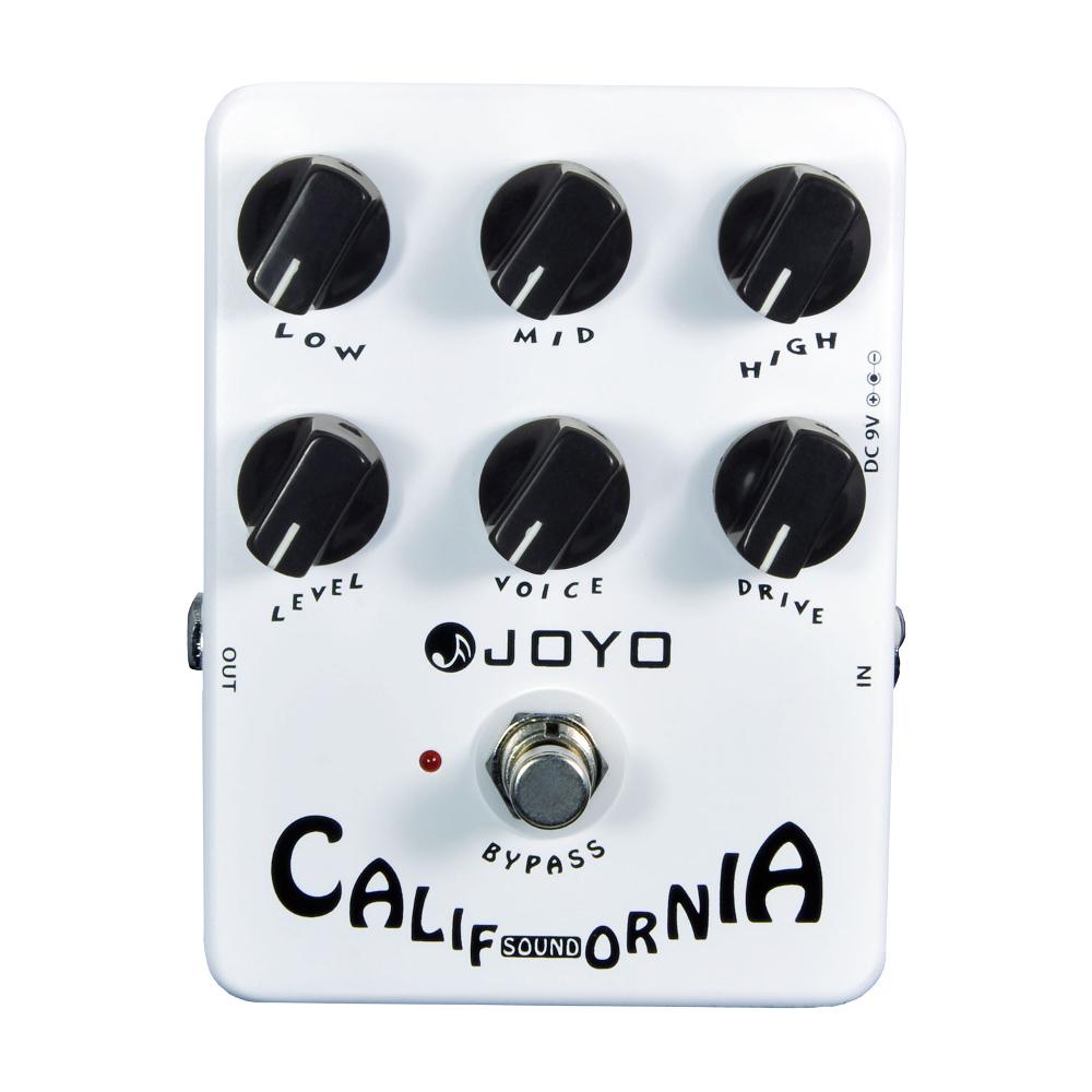 [JF-15 | Pedal guitarra California Sound]