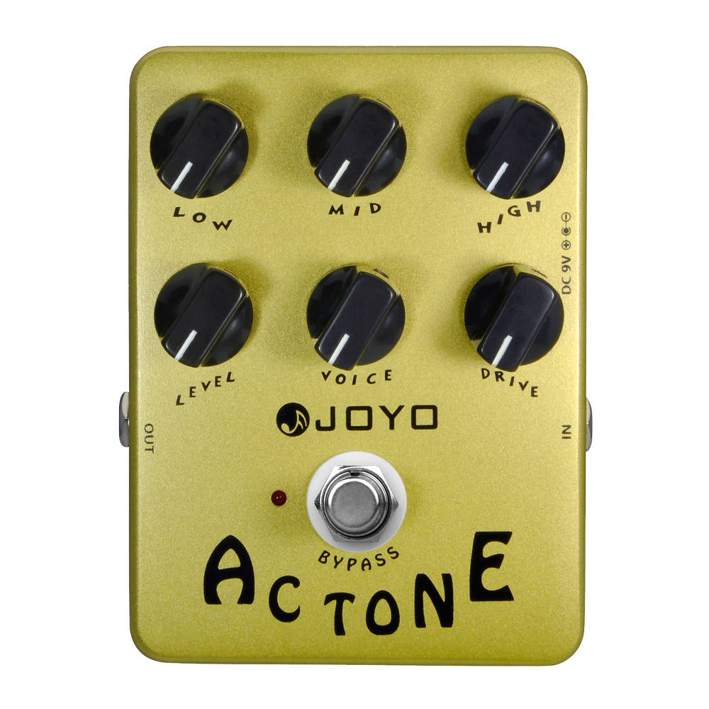 [JF-13 | Pedal guitarra AC Tone]