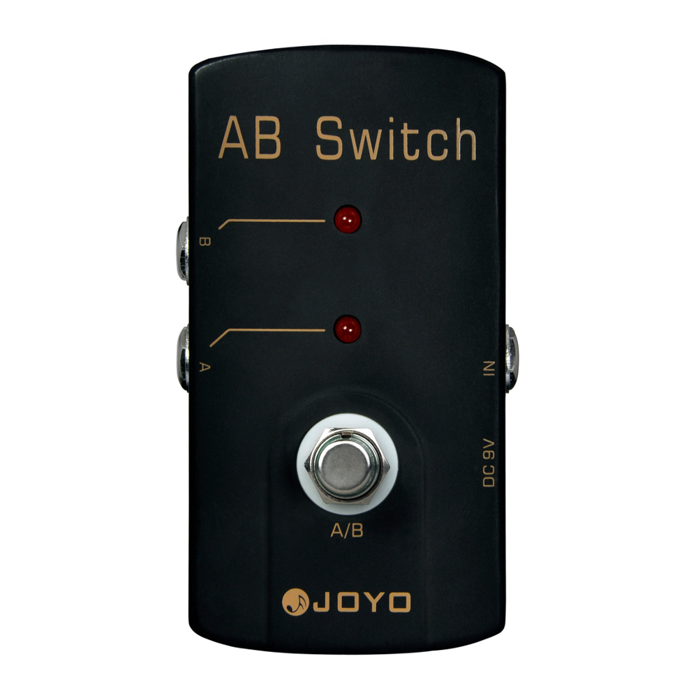 [JF-30 | Pedal guitarra AB Switch]