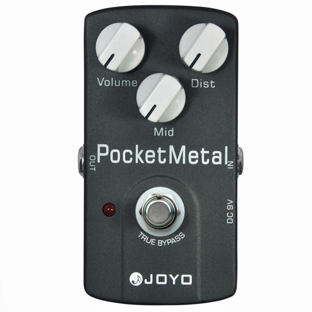 [JF-35 | Pedal guitarra Pocket Metal]
