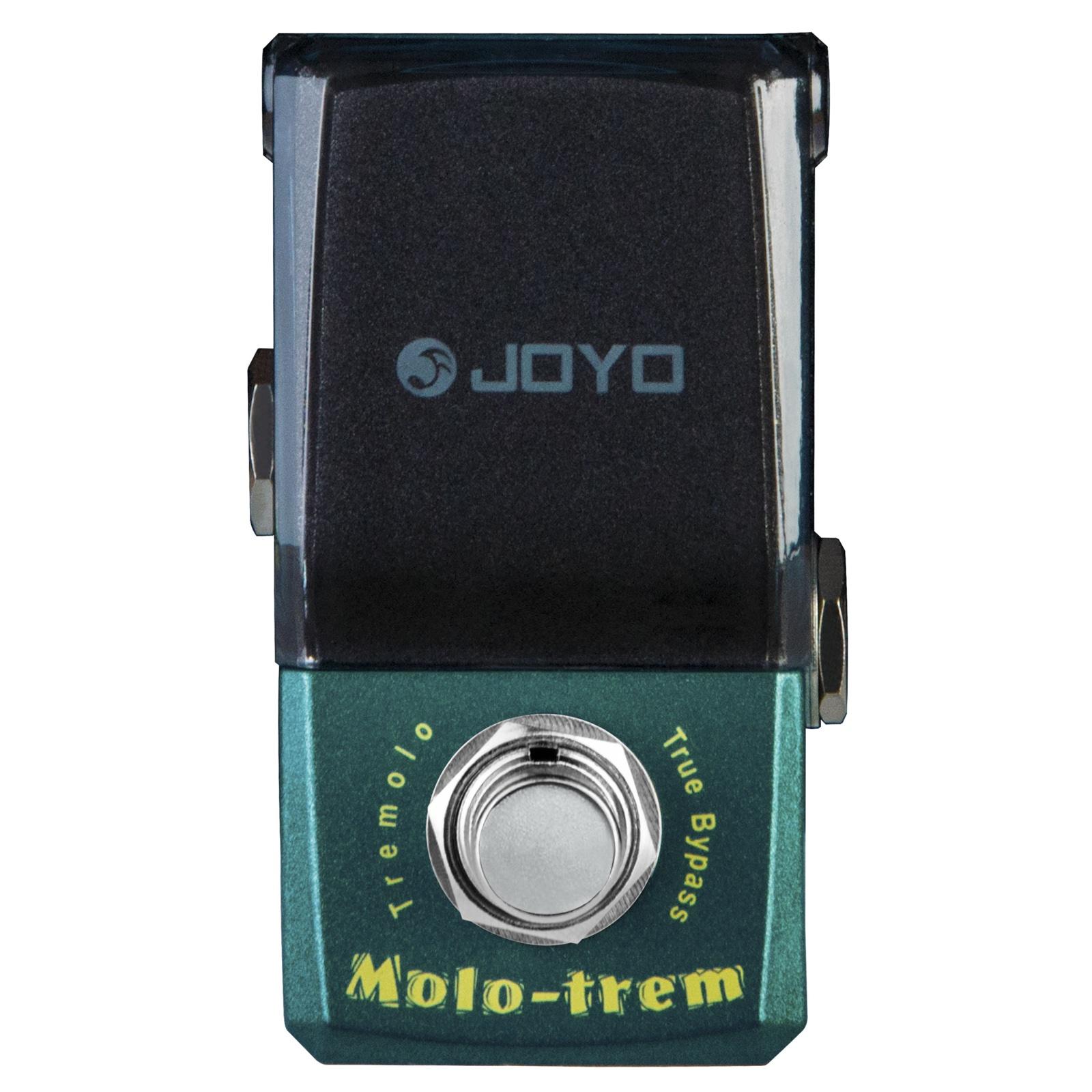 [JF-325 | Pedal guitarra Molo-Trem]