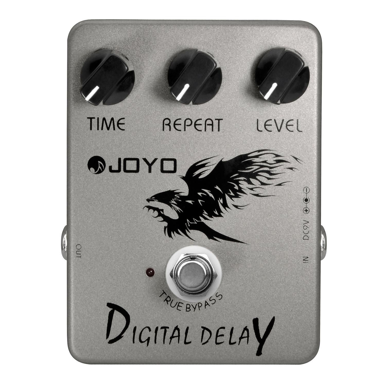[JF-08 | Pedal guitarra Digital Delay]