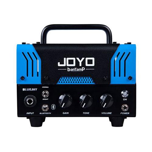 [Amplificador pré-valvulado BantamP BlueJay]