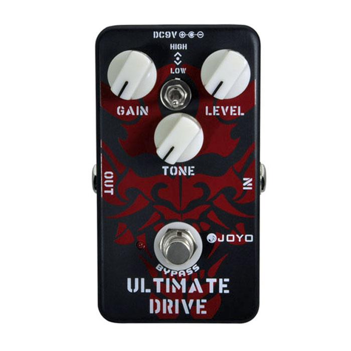 [JF-02 | Pedal guitarra Ultimate Drive]