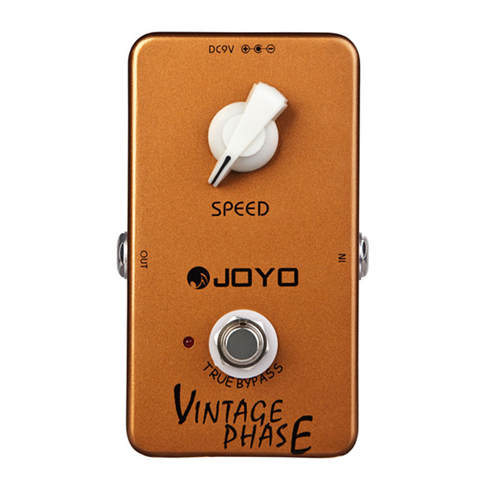 [JF-06 | Pedal guitarra Vintage Phase]