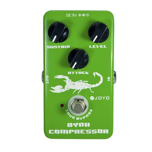 [JF-10 | Pedal guitarra Dynamic Compressor]