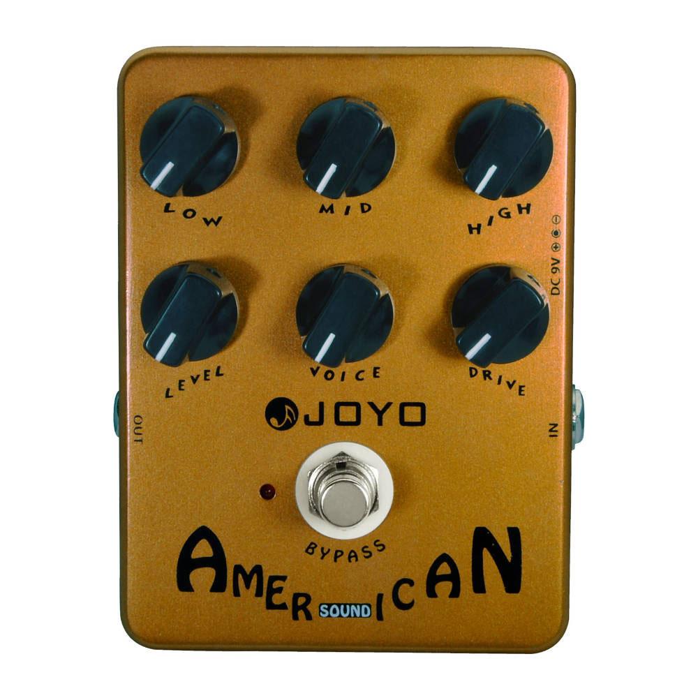 [JF-14 | Pedal guitarra American Sound]