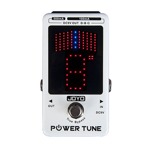 [JF-18R | Pedal guitarra Power Tune]