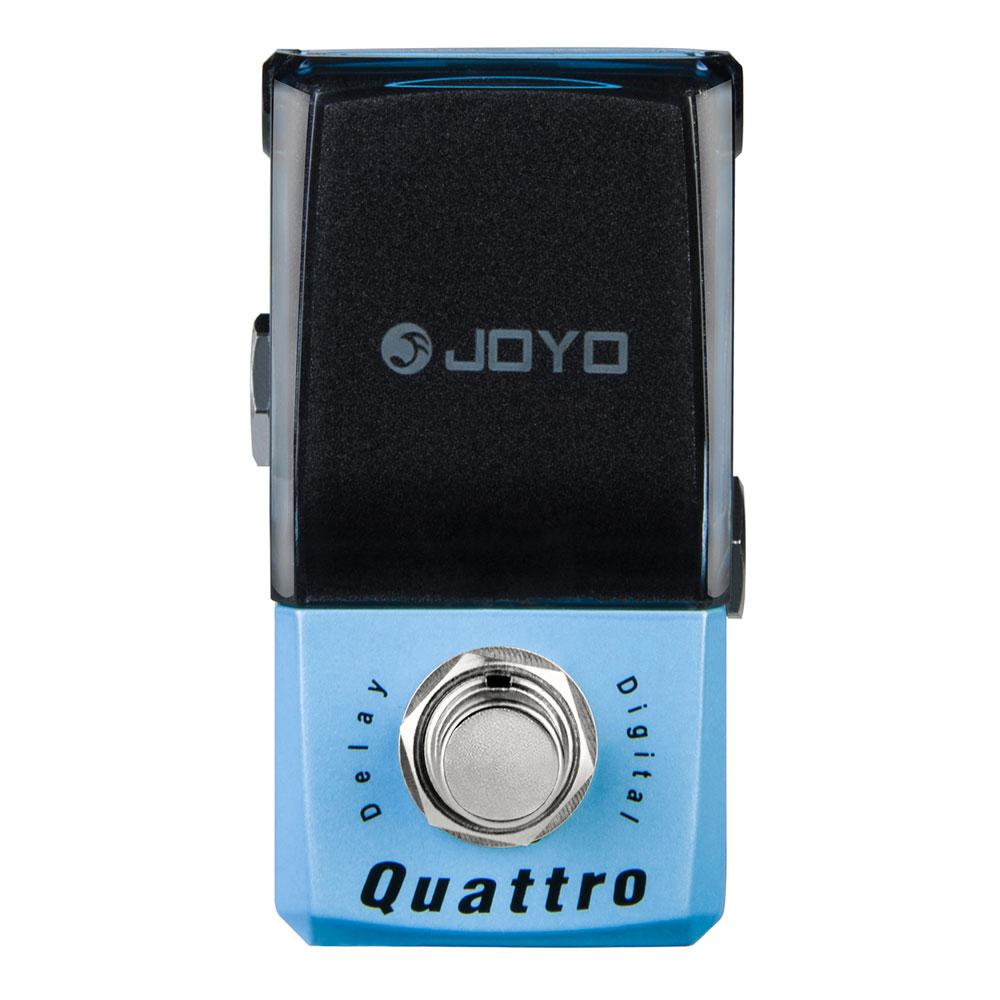 [JF-318 | Pedal guitarra Quattro]