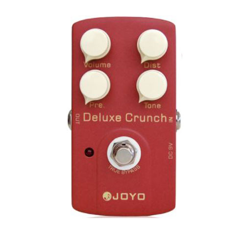 [JF-39 | Pedal guitarra Deluxe Crunch]