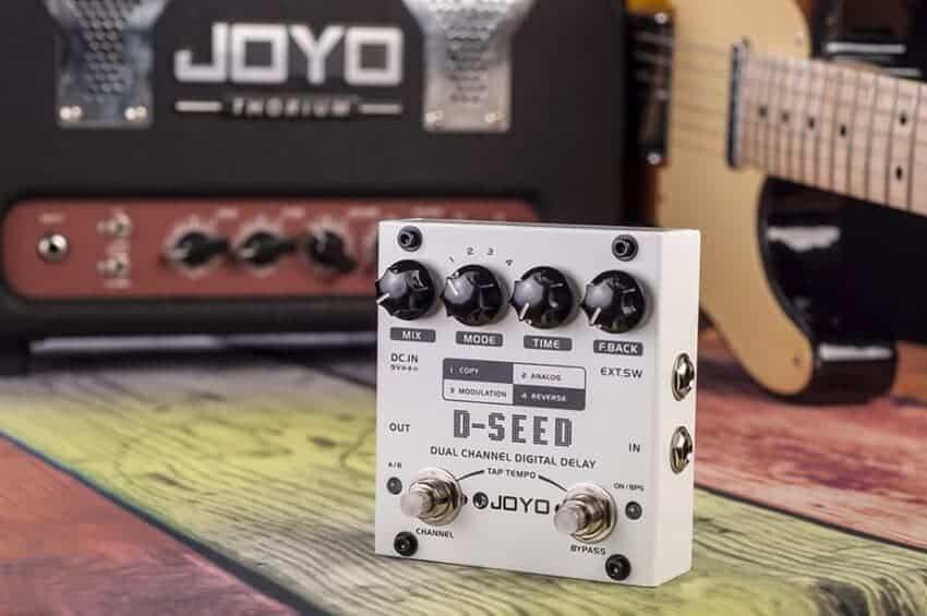 Joyo D-Seed, o delay com melhor custo-benefício do mercado