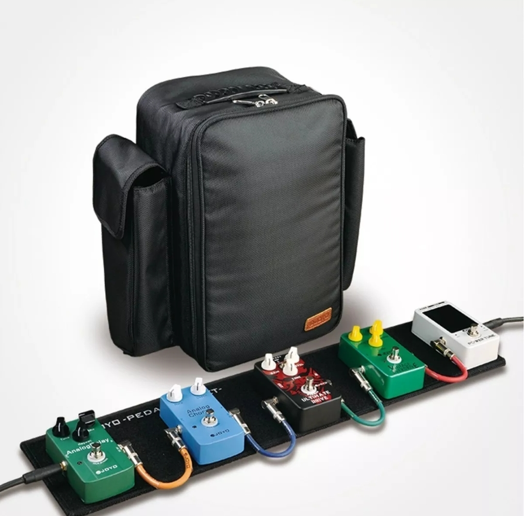 [Pedal Carpet | o Pedalboard mais leve do mundo]