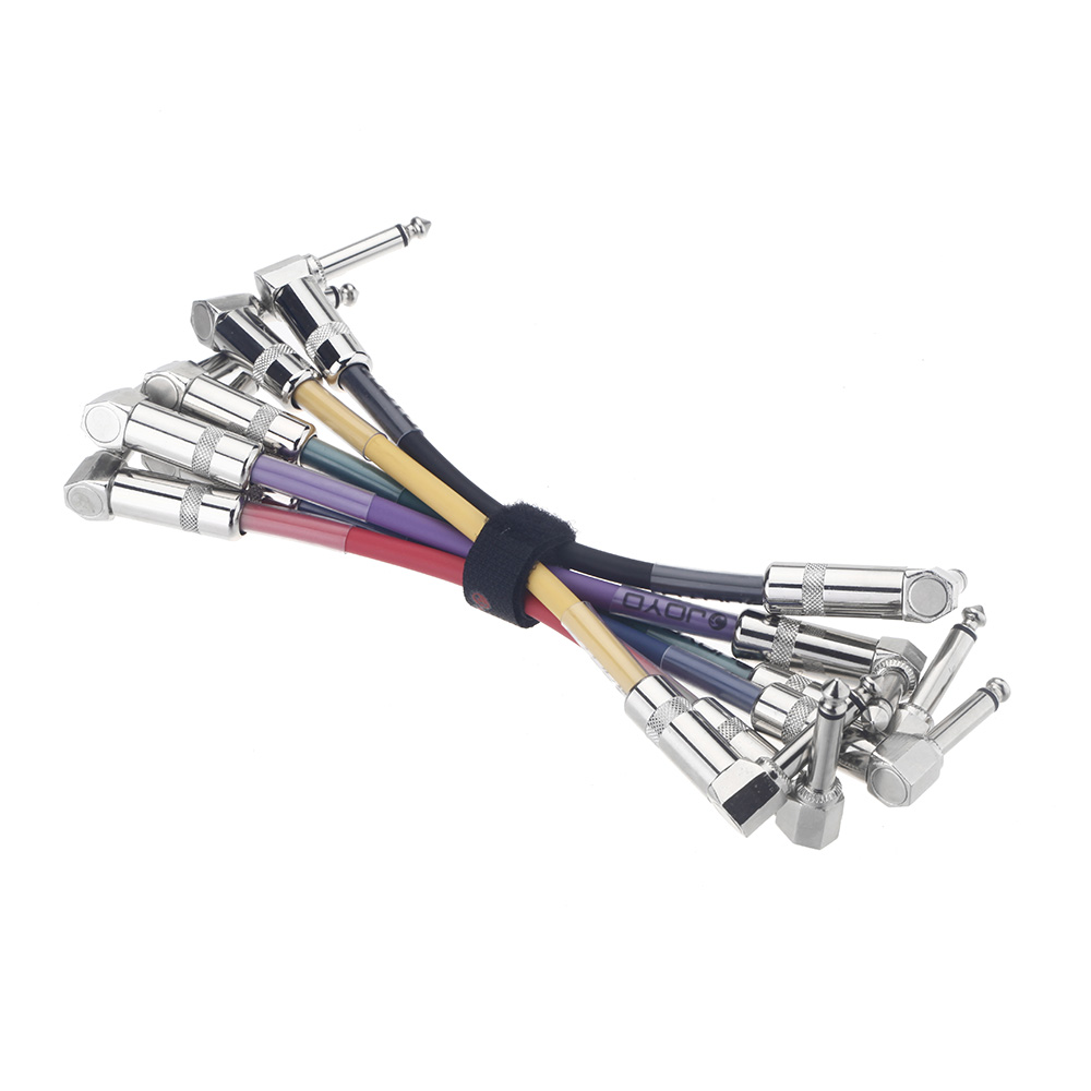 [Kit 6 cabos ligação pedais 10 cm]