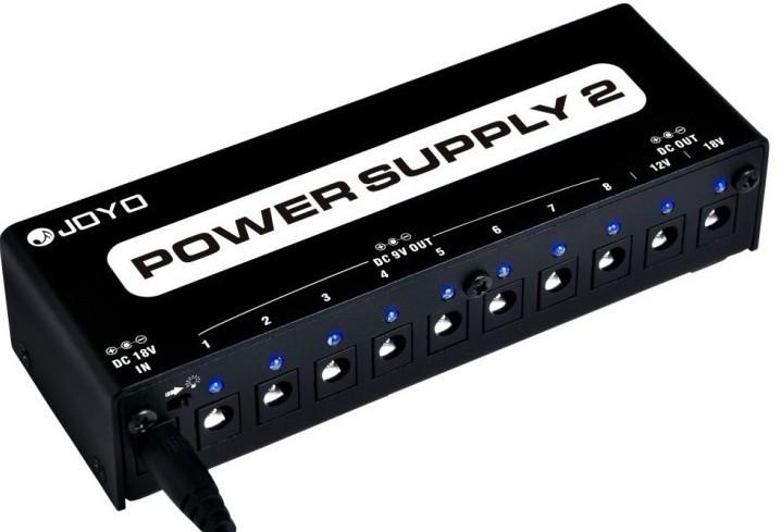 [Fonte Pedal Guitarra Joyo Power Supply 02]
