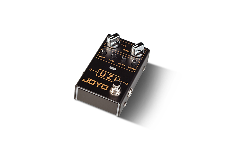 [R-03 | Pedal guitarra Uzi high gain distortion]