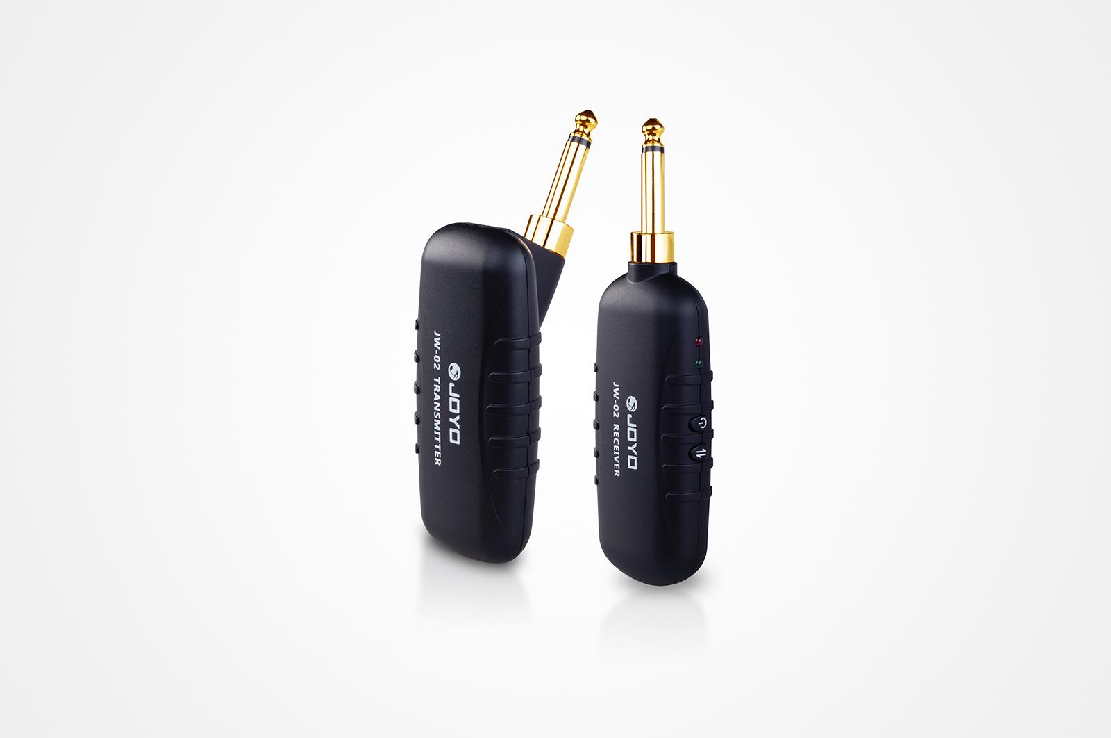[JW-02 | Transmissor e receptor sem fio]