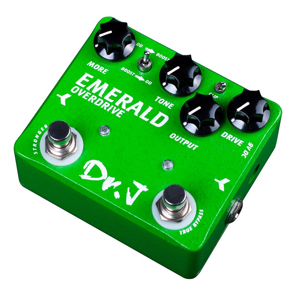 [D-60 | Pedal guitarra Emerald Overdrive]