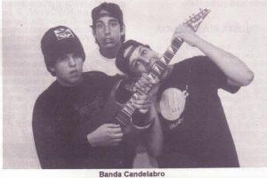 Banda Candelabro Cauê Cury 4 dicas para lidar com o medo de palco como guitarrista