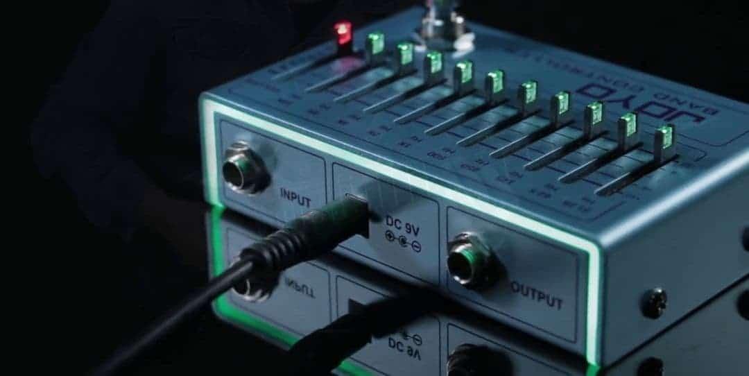 8 maneiras de utilizar um pedal de equalizador para guitarra