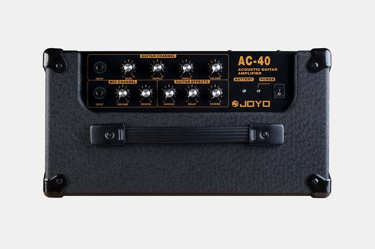 AC-40 Acoustic Amplifier
