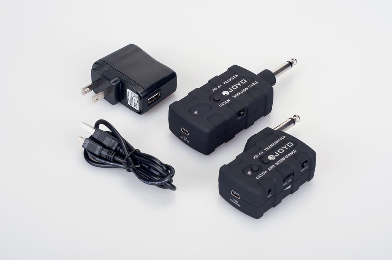 JW-01 Transmissor e receptor sem fio