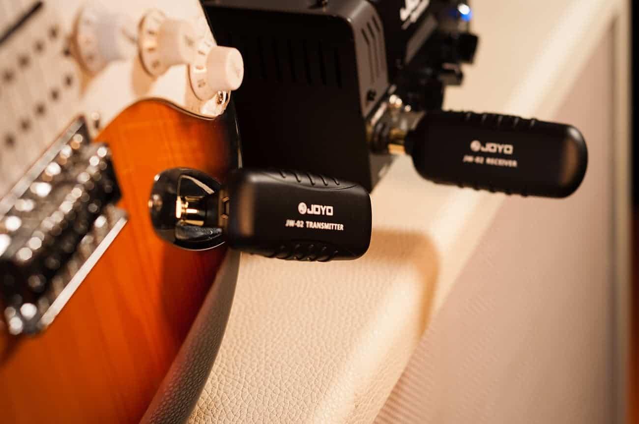 JW-02 Transmissor e receptor sem fio